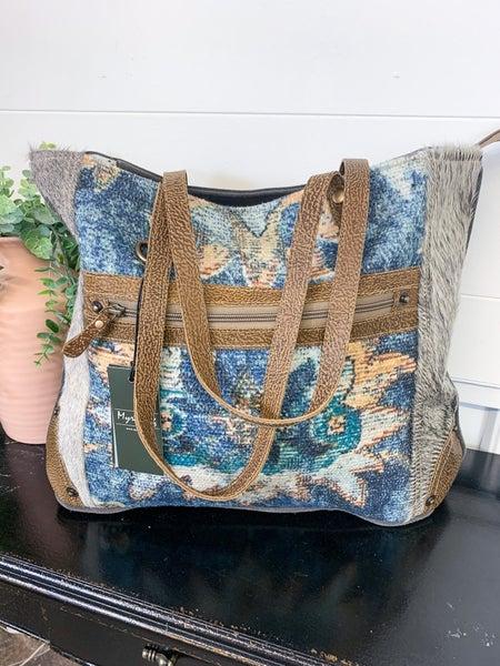 Myra Life Changing Step Tote Bag