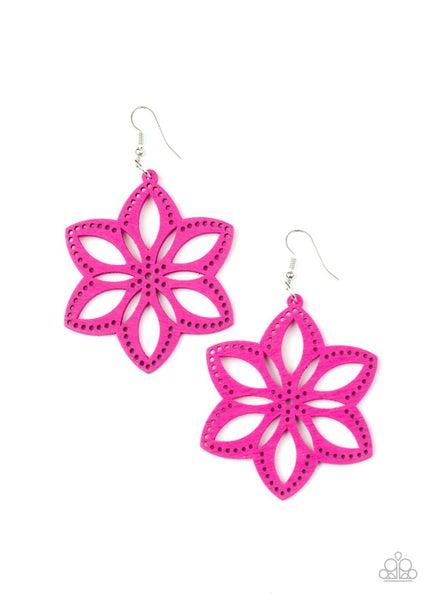 Bahama Blossoms - Pink