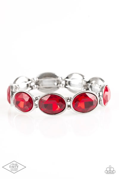 DIVA In Disguise - Red Bracelet