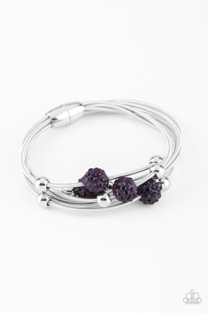 Marvelously Magnetic - Purple