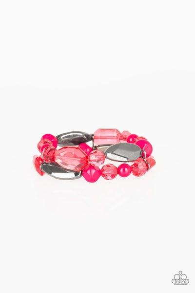 Rockin Rock Candy - Pink
