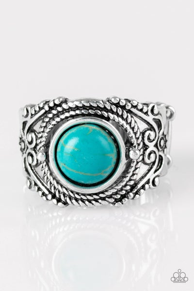 Stand Your Ground - Blue/Turquoise