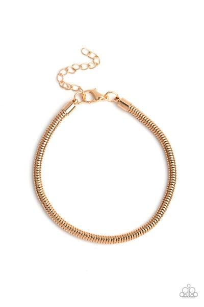 Winning - Gold Bracelet
