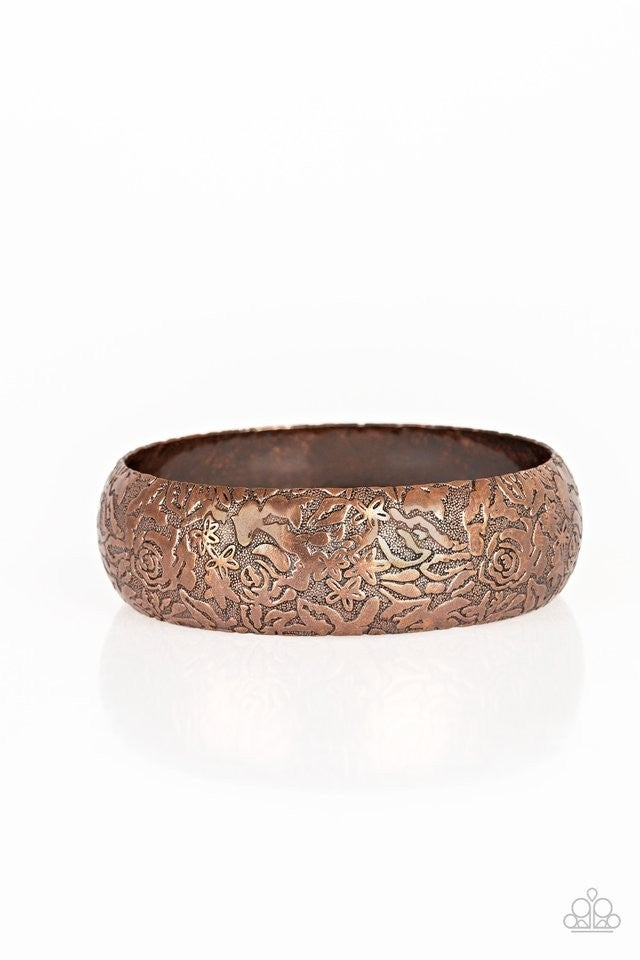 Garden Villa - Copper Bracelet