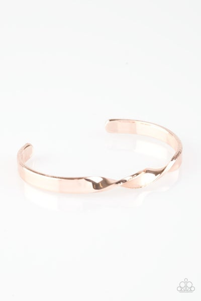 Traditional Twist - Rose Gold
