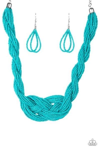 A Standing Ovation - blue