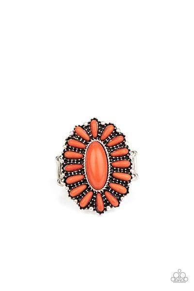 Cactus Cabana - Orange