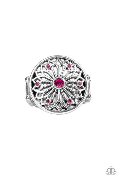 Mandala Magnificence - Pink