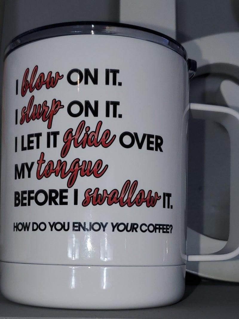 Adult Naughty Travel Mugs