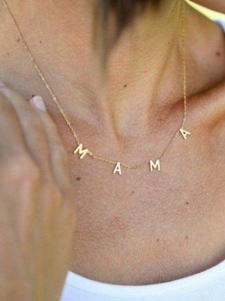 MAMA Necklace *Final Sale*
