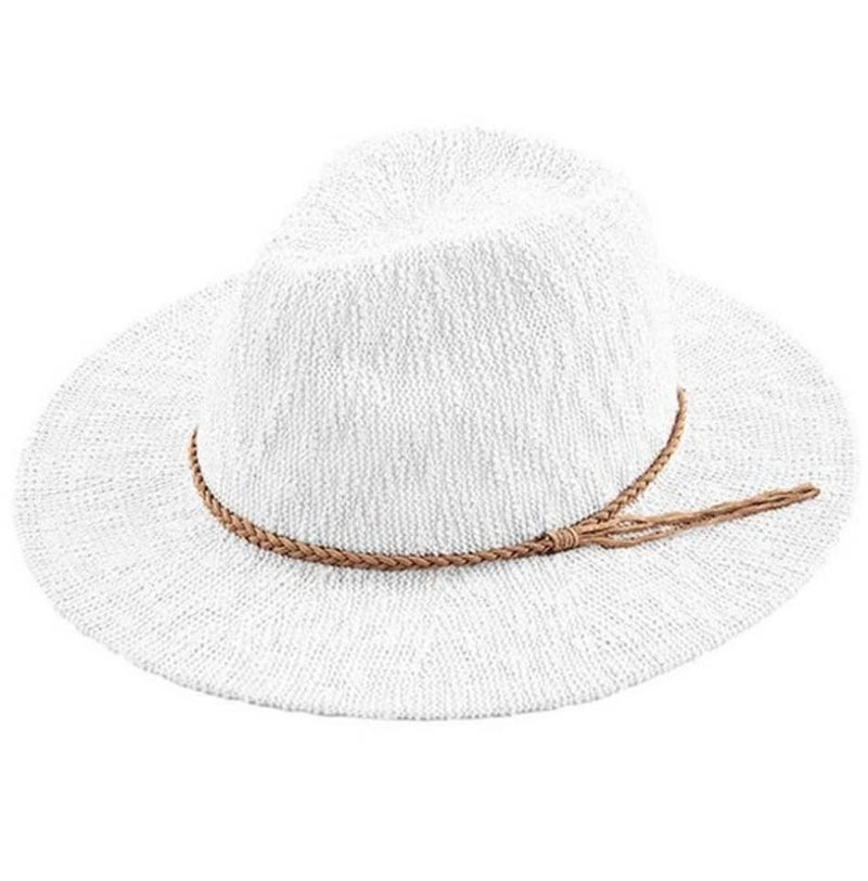 C.C. Brand Knitted Panama Hat