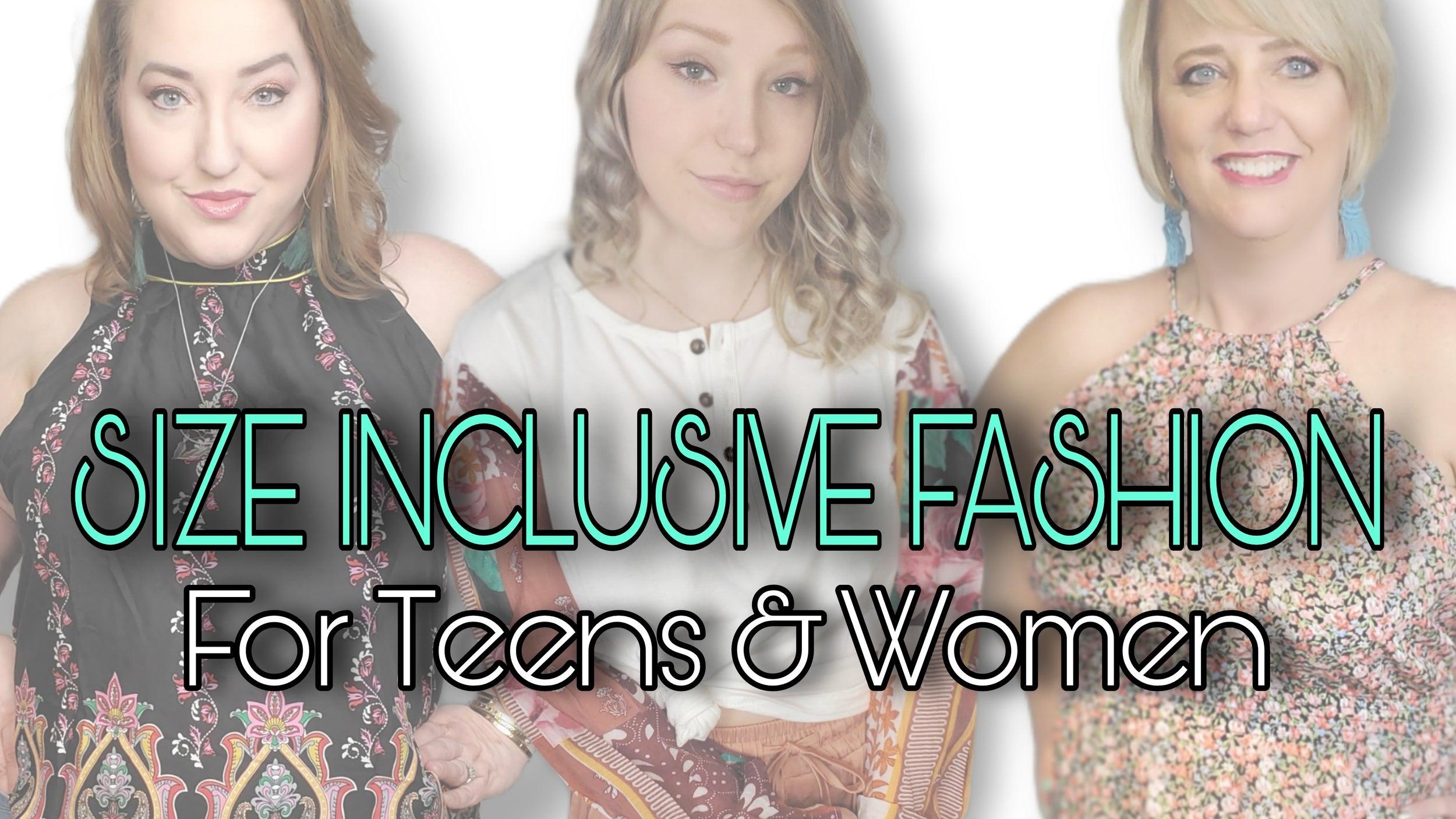 Fashion For teens & women