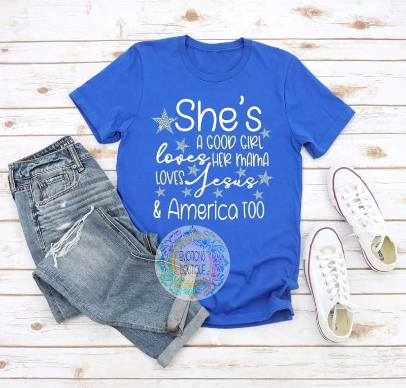 Shes A Good Girl Tee