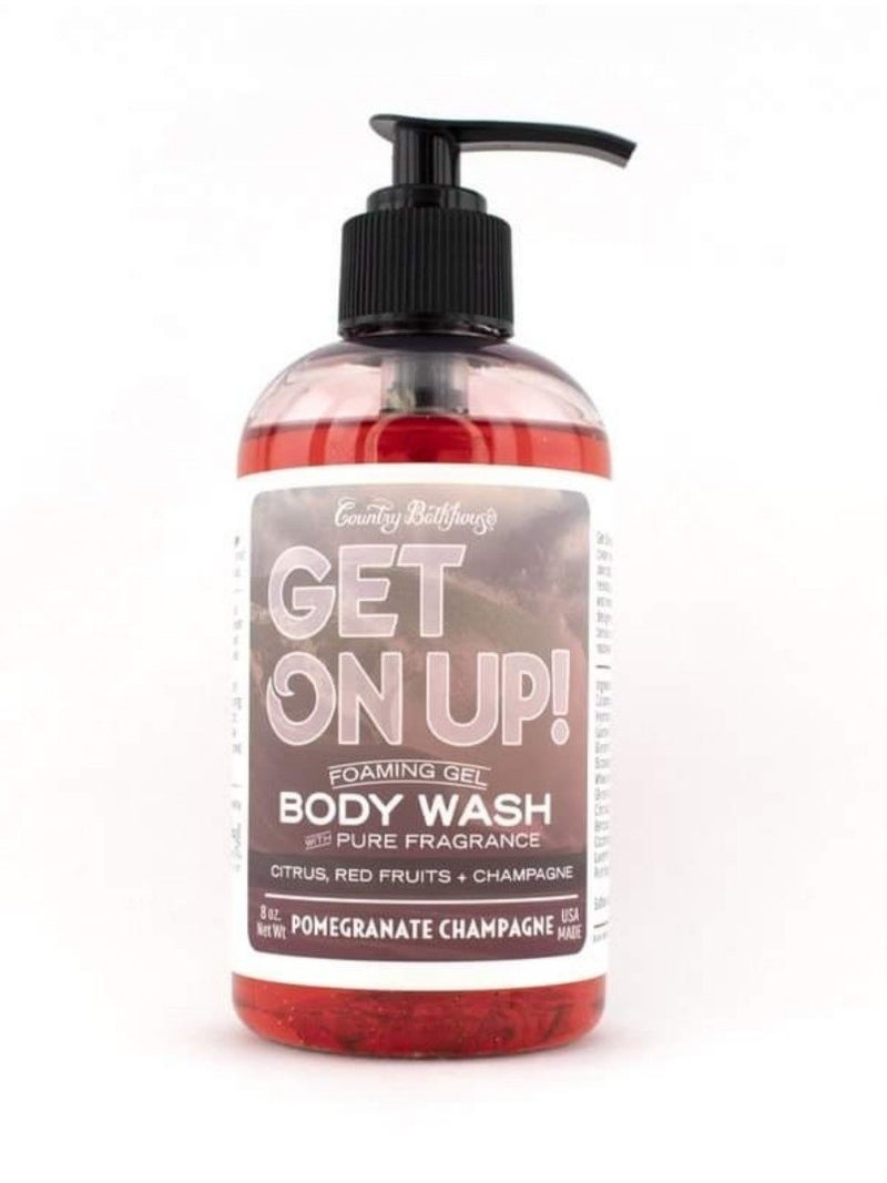 Get On Up Body Wash