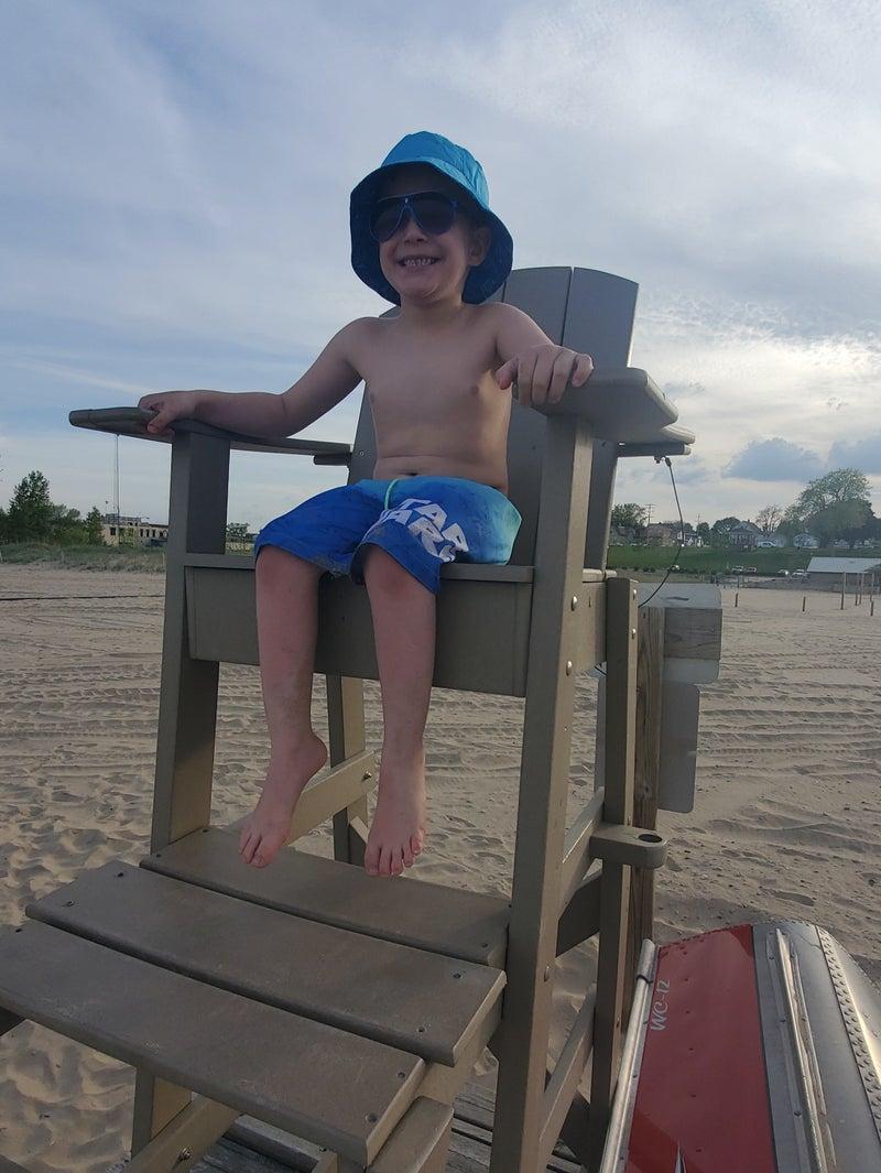 Juice Box Reversible UV Protected Kids Bucket Hat