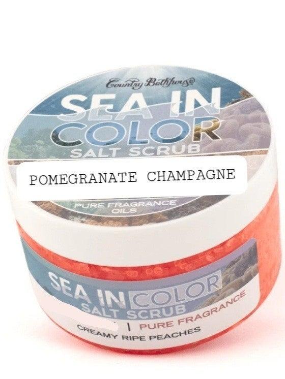 Sea In Color Salt Scrub