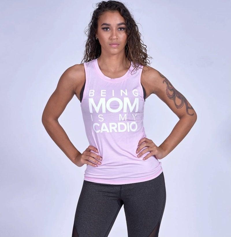 Mom Cardio Tank