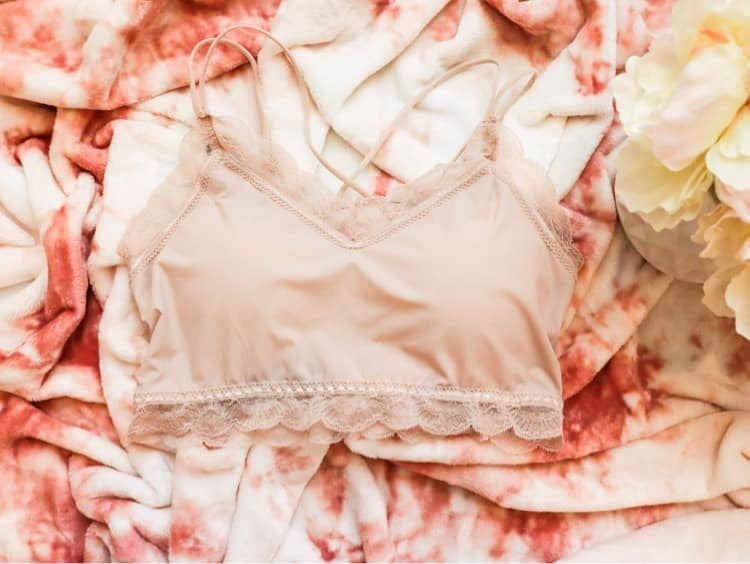 The Marty Lace Bralette