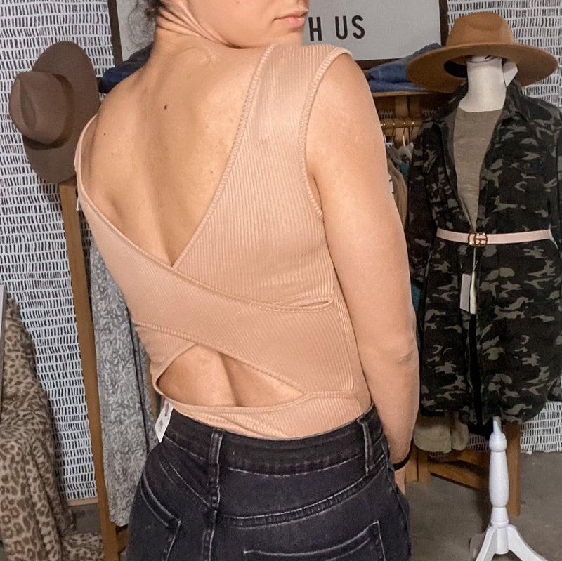 Bringin' Sassy Back Bodysuit