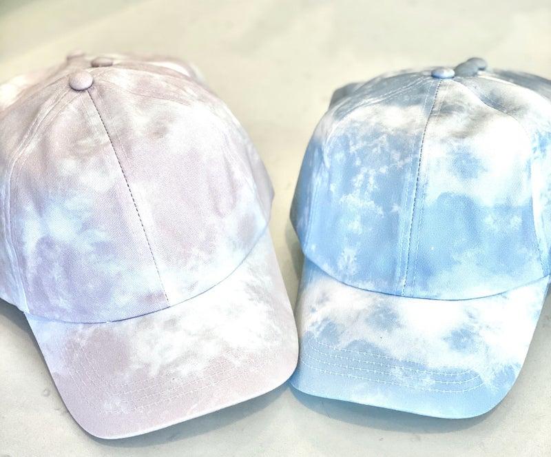 TIe Dye Mama Hat