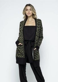Work on the Wild Side Cardi