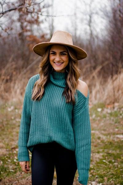 A Little Somethin' Sweater