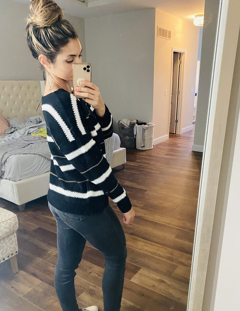 A Little Sparkle Must-have Sweater