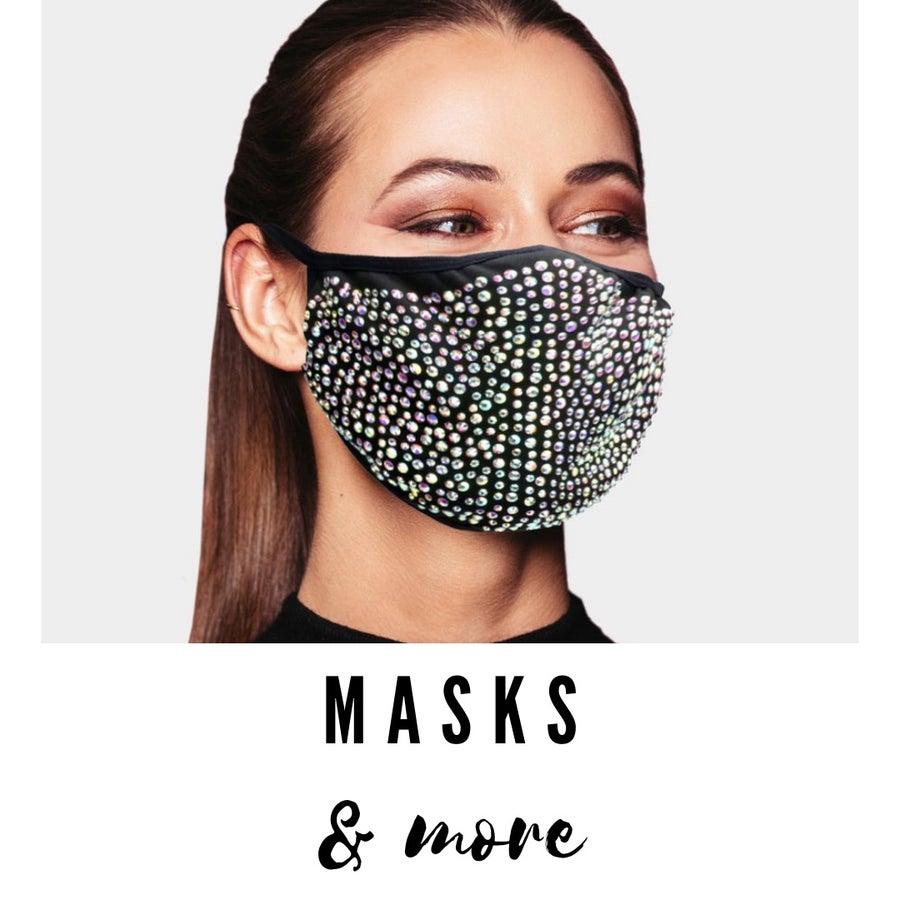 Masks etc.
