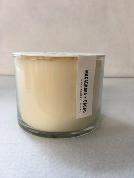 1820 House candle, Macadamia & cacao