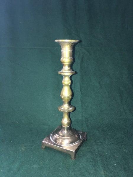 """10"""" brass candlestick"""