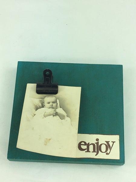 """Photo block """"Enjoy"""""""