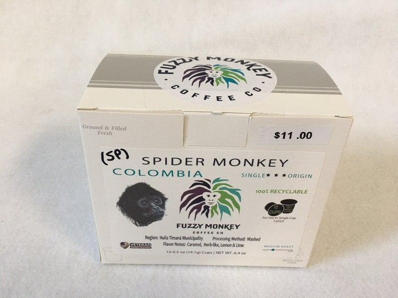 Spider Monkey K-cups