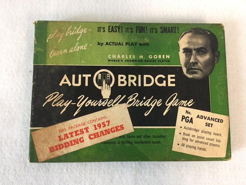 Auto Bridge play yourself bridge game