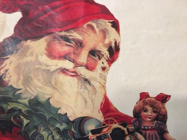 Monahan santa paper