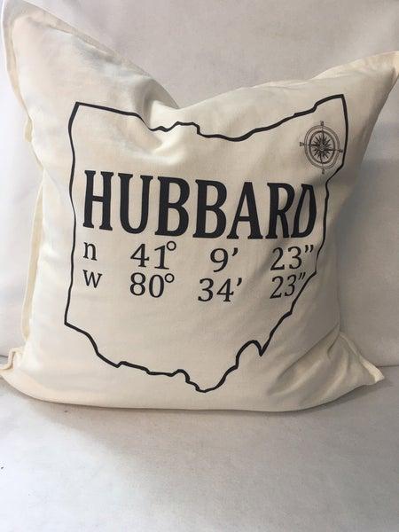 Hubbard pillow