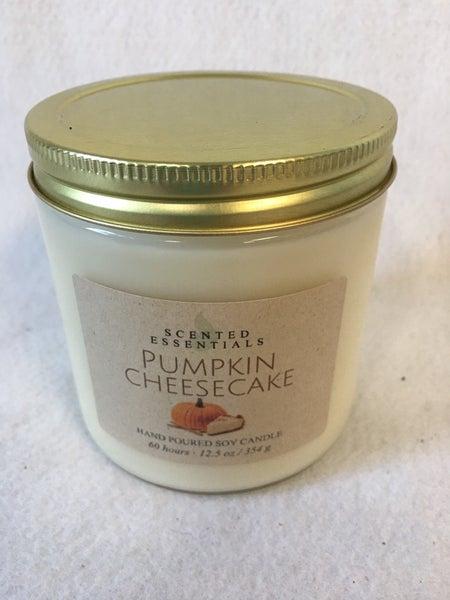 Pumpkin Cheesecake candle