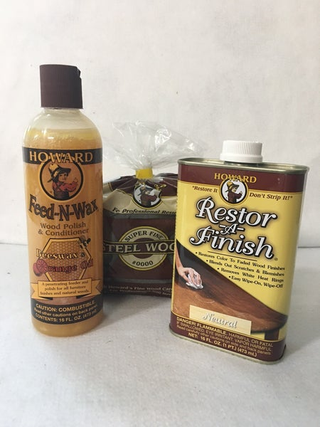 Restor a Finish kit from Howard's