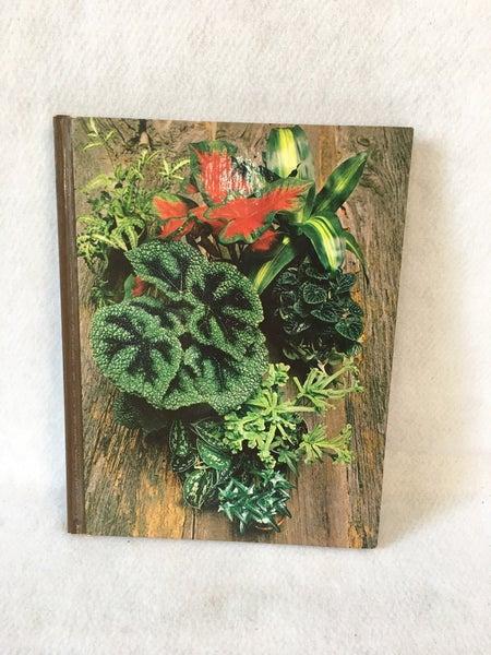 "Time Life ""Foliage House Plants"" book"
