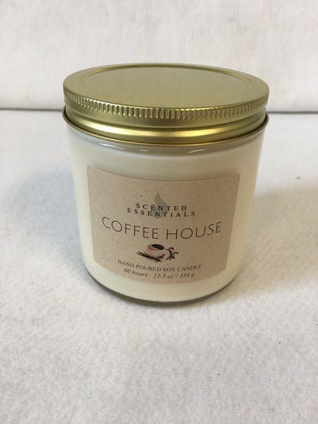 """""""Coffee House"""" candle from Scented Essentials"""
