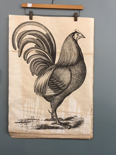 Rooster paper
