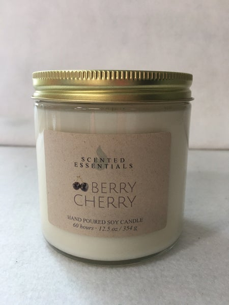 Berry Cherry 12.5 oz candle