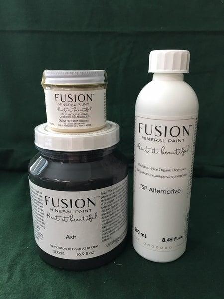 Fusion Mineral paint starter kit