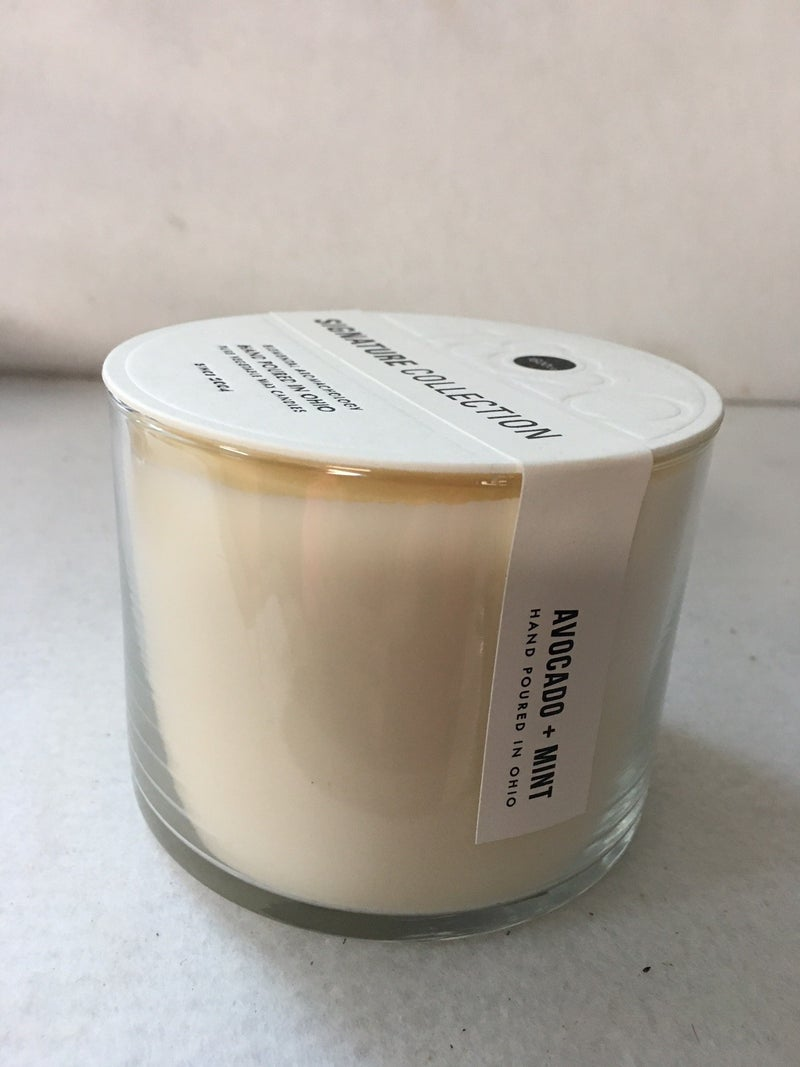 1820 Signature Collection candle Avocado Mint