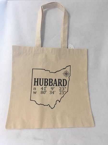 Hubbard cloth tote bag
