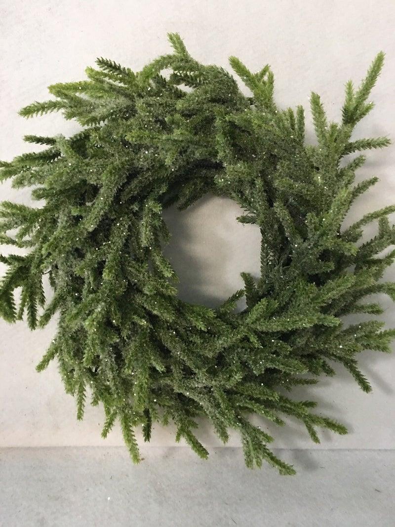 Small glitter wreath