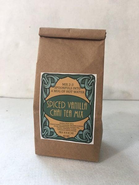Spiced Vanilla Chai Tea mix