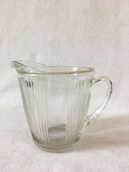 Ecko #639 glass pitcher