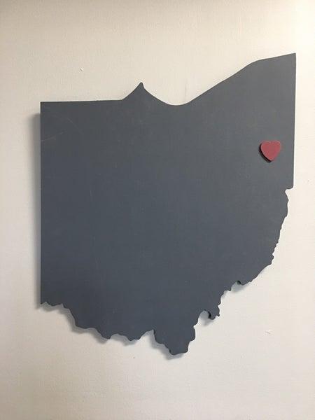 Ohio blank wood signs