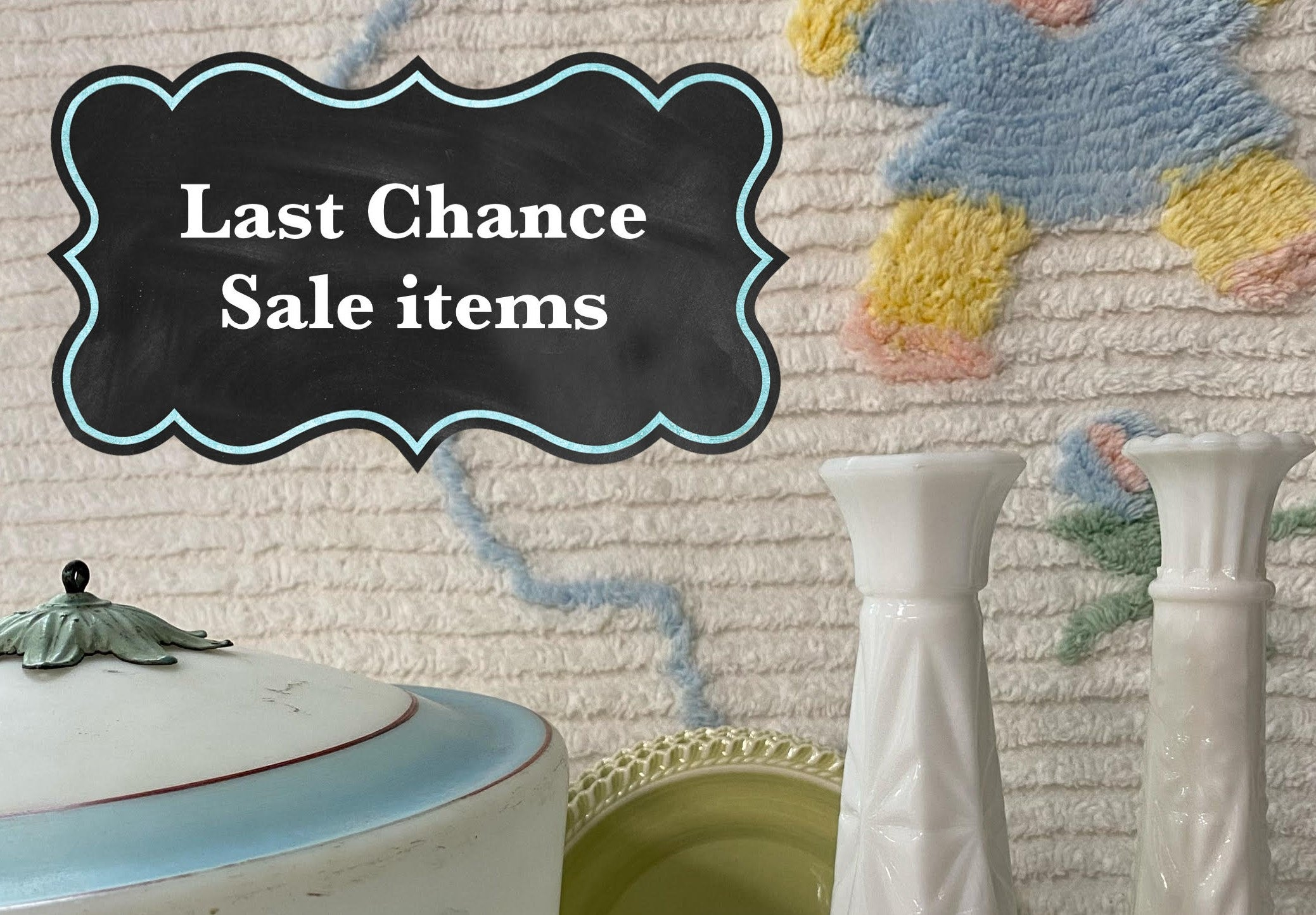 Last Chance Sale Items