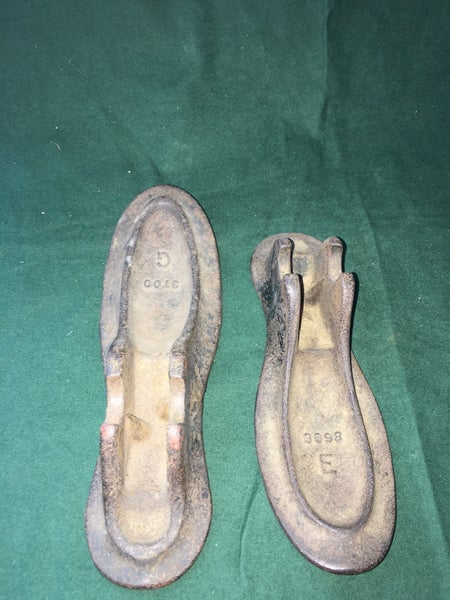 Pair of vintage shoe forms